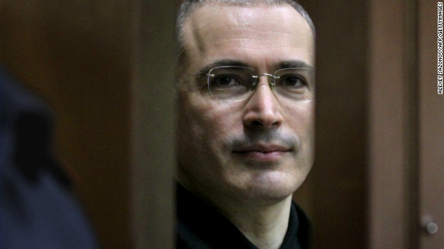 Khodorkovsky's decade behind bars