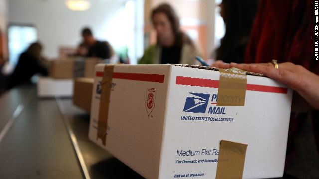 This Christmas could be the Post Office's last, says John Avlon.