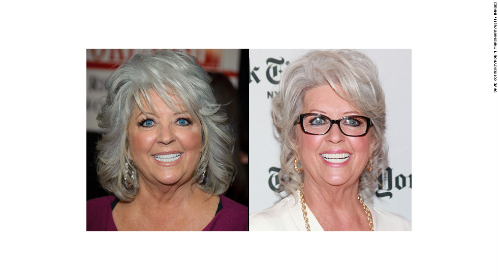 "Deen announced in June 2012 that <a href=""http://eatocracy.cnn.com/2012/06/27/bye-bye-butter-and-oil-paula-deen-loses-30-pounds/"" target=""_blank"">she lost 30 pounds over a six-month period</a> after she was diagnosed with Type 2 diabetes. These days she is looking slimmer than ever."
