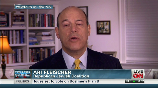 Fleischer: Hagel would be 'a disaster'