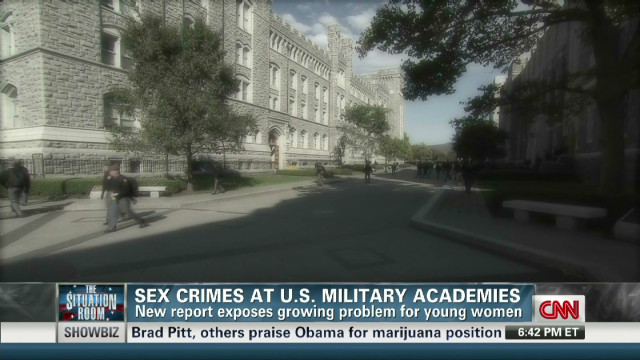 exp TSR Sex crimes at military academies_00001001