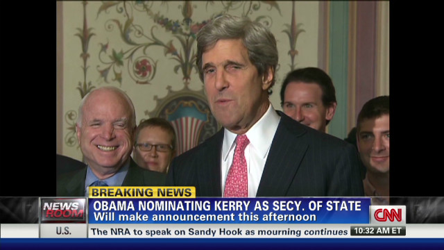 Who is Sen. John Kerry?