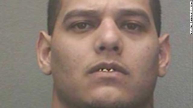 Felipe Alexander Torrealba had eluded capture at least three times before.
