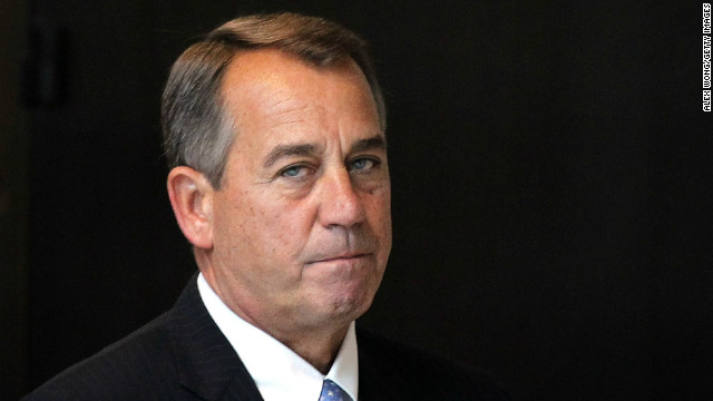 Boehner's future after failed tax plan