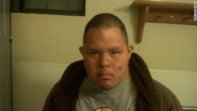 Cops pepper spray man with Down syndrome