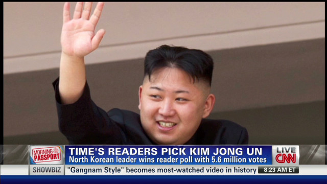 Person of the Year: Kim Jong Un?