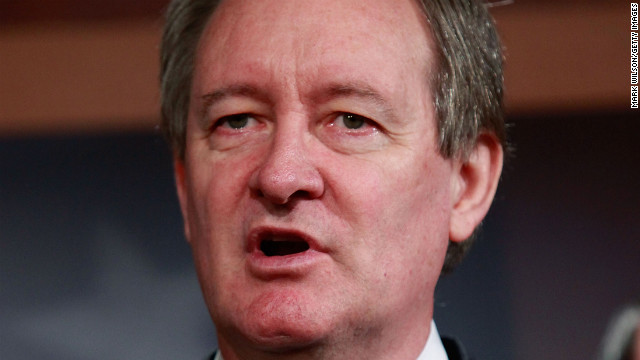 Republican Sen. Michael Crapo has represented Idaho in the U.S. Senate since 1999.