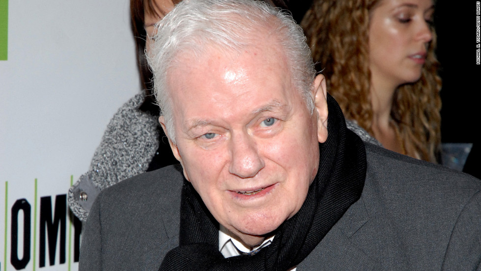 "Character actor <a href=""http://www.cnn.com/2012/12/25/showbiz/obit-charles-durning/index.html"" target=""_blank"">Charles Durning</a> died December 24 at 89, according to his family.   He won Tony and Golden Globe awards and received two Oscar nominations as best supporting actor, including for ""The Best Little Whorehouse in Texas"" (1982) and ""To Be or Not to Be (1983)."