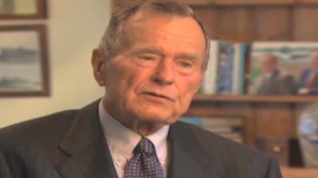 2009: Bush on fall of Berlin Wall