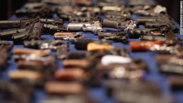 A new study indicates a correlation between gun laws and gun deaths.