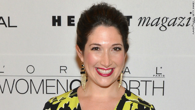 Randi Zuckerberg in photo sharing flap