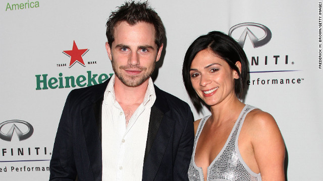 """Boy Meets World's"" Rider Strong is engaged to actress Alexandra Barreto."