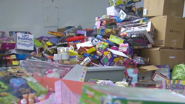 Newtown asks for donations to stop