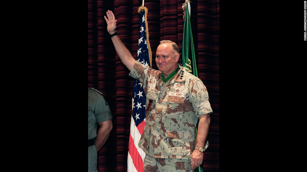 "<a href=""http://www.cnn.com/2012/12/27/us/schwarzkopf-obit/index.html"">Retired Gen. Norman Schwarzkopf</a>, who commanded coalition forces during the Gulf War, died Thursday, December 27, a U.S. official said. He was 78."
