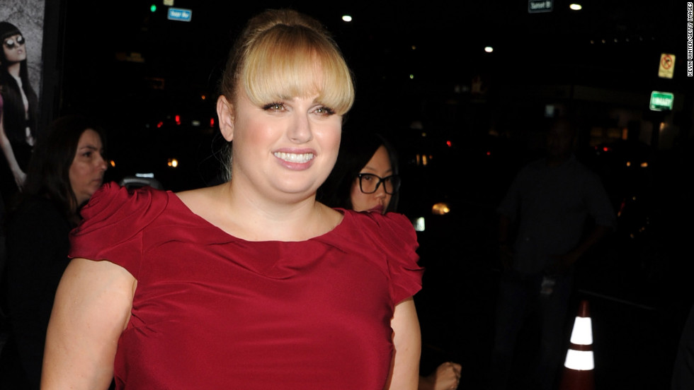 "Having appeared in four flicks (and lending her voice to one) last year alone, it's not going to be easy for Rebel Wilson to top her 2012 successes. But something tells us there's nowhere for the actress to go but up. She'll next show up on the big screen as Malerie Baggs when ""Struck by Lightning"" hits theaters on Friday, January 11. Come April, she'll appear alongside Mark Wahlberg in ""Pain & Gain."" And the TV movie ""Super Fun Night,"" which will reunite her with her ""Pitch Perfect"" co-star Anna Camp, is in pre-production."