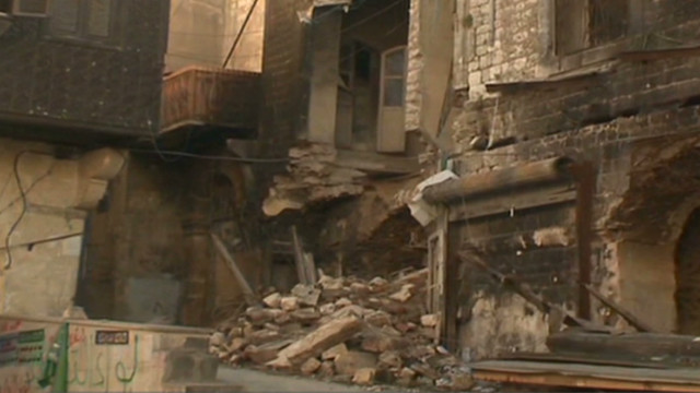 Syria civilians struggle to survive