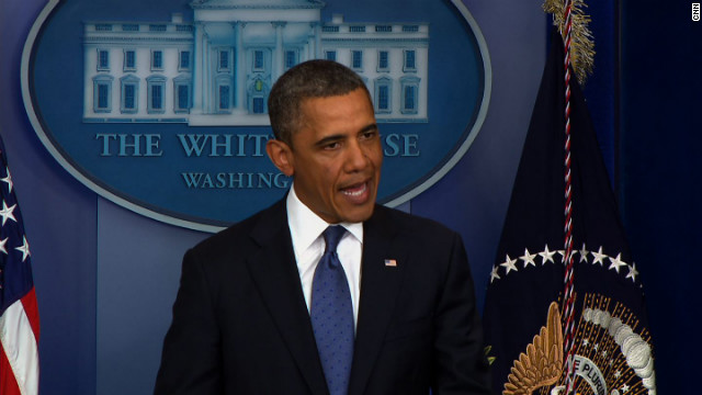 Obama 'optimistic' for fiscal cliff deal
