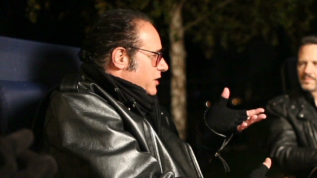 Andrew Dice Clay talks about special