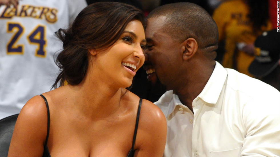 "Not even Vogue magazine could deny the influence of Kim Kardashian and Kanye West, putting the <a href=""http://www.cnn.com/2014/03/21/showbiz/celebrity-news-gossip/kim-kardashian-vogue-cover-april/index.html?iref=allsearch"" target=""_blank"">#WorldsMostTalkedAboutCouple on the cover</a> of its April 2014 issue. Breaking the confines of Anna Wintour's sacred space? That's power."