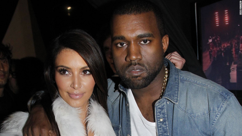 "In March 2012, a month <a href=""http://marquee.blogs.cnn.com/2012/04/05/kanye-admits-he-fell-in-love-with-kim-k-in-song/"" target=""_blank"">before Kanye told the world he ""fell in love with Kim"" in a new song</a>, the pair were seen embracing at his Fall/Winter 2012 fashion show in Paris, raising eyebrows about their status."