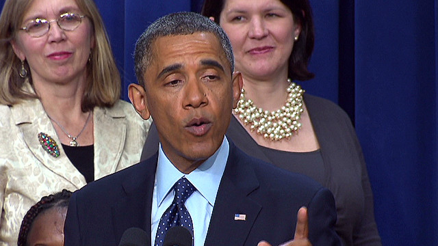 Obama: 'Not how it's going to work'