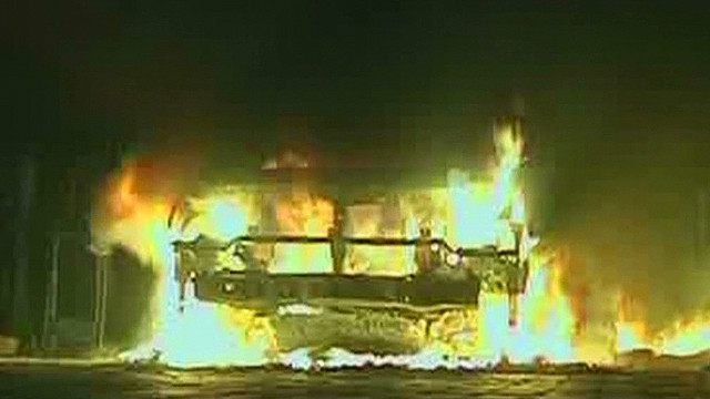 Suspect in Benghazi attack freed