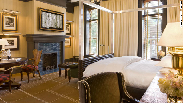 Aspen's Hotel Jerome is one of many luxury hotels offering deals on Cyber Monday.