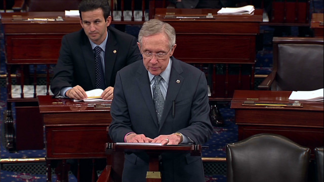 Sen. Reid: We've reached agreement