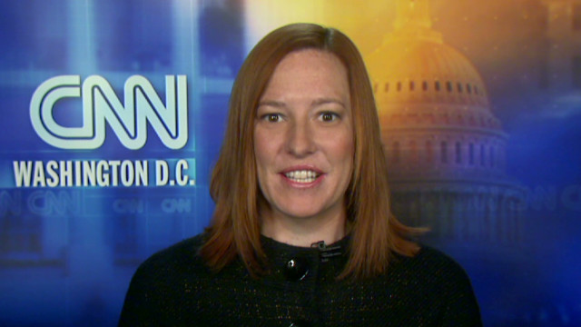 Psaki: Fiscal cliff 'package is good'