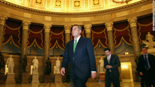 Errol Louis says House Speaker John Boehner is caught between pragmatic and radical factions in his party.