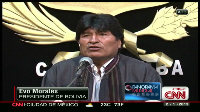 cnnee bolivia reaction chavez illness _00004302