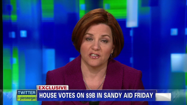 Quinn on Congress not voting for relief
