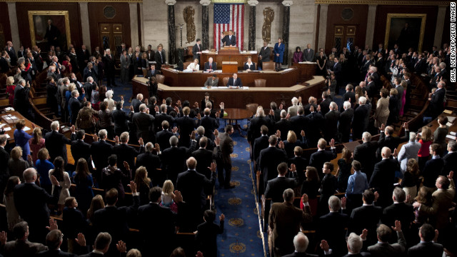 113th Congress more diverse, partisan