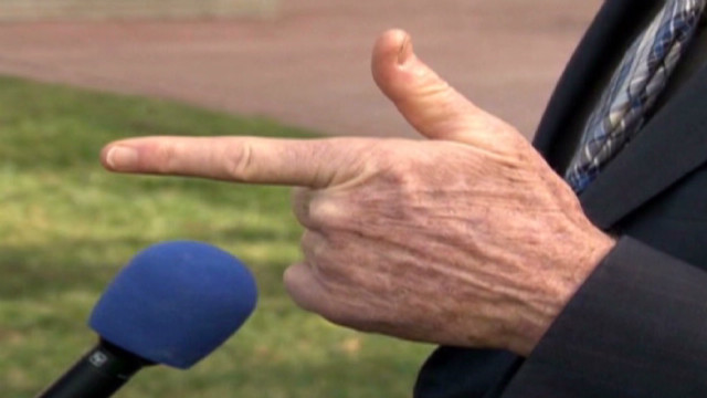 6-year-old suspended over gun gesture