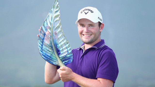 Branden Grace on remarkable wins