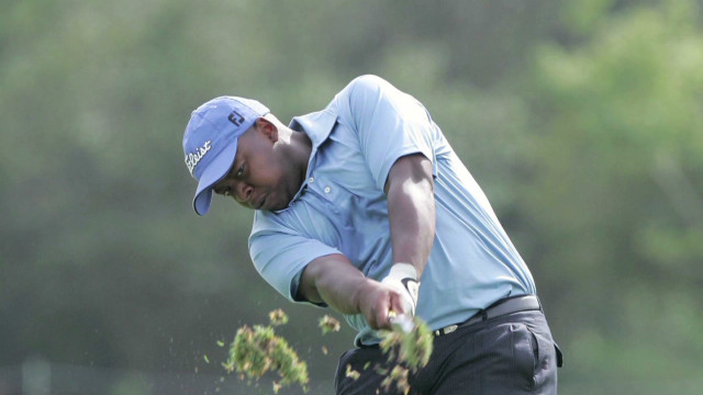 The rise of South Africa's black golfers