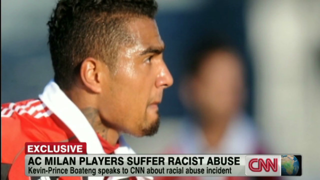 Boateng: We can't ignore racism