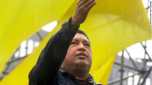 Chavez: From failed coup to presidency