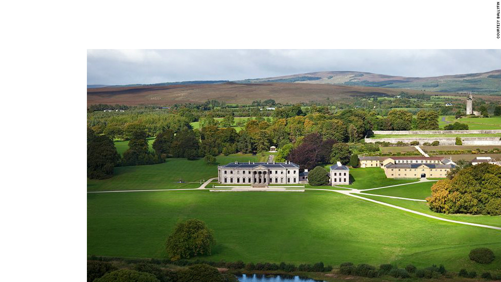 After its birth in 1822 as the home of Sir Charles Coote, Ballyfin reopened in May 2011 as an intimate resort with only 15 rooms.