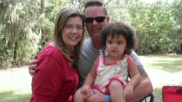 Adoption case reaches Supreme Court