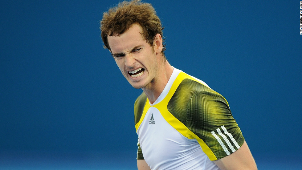 Andy Murray dedicated his win at January's Brisbane International to his longtime friend Ross Hutchins, who was diagnosed with cancer in the weeks leading up to the tournament.