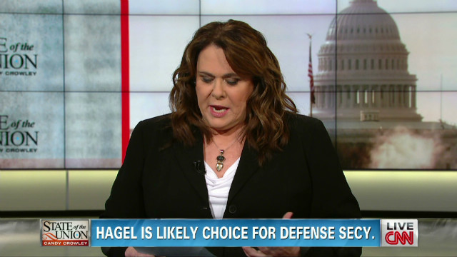 Graham: Hagel a controversial choice