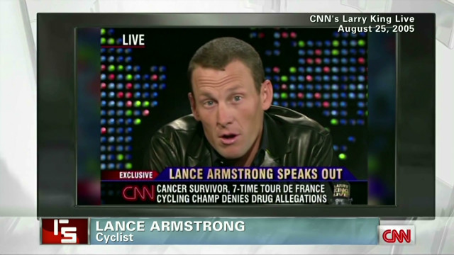 What's the truth with Lance Armstrong?