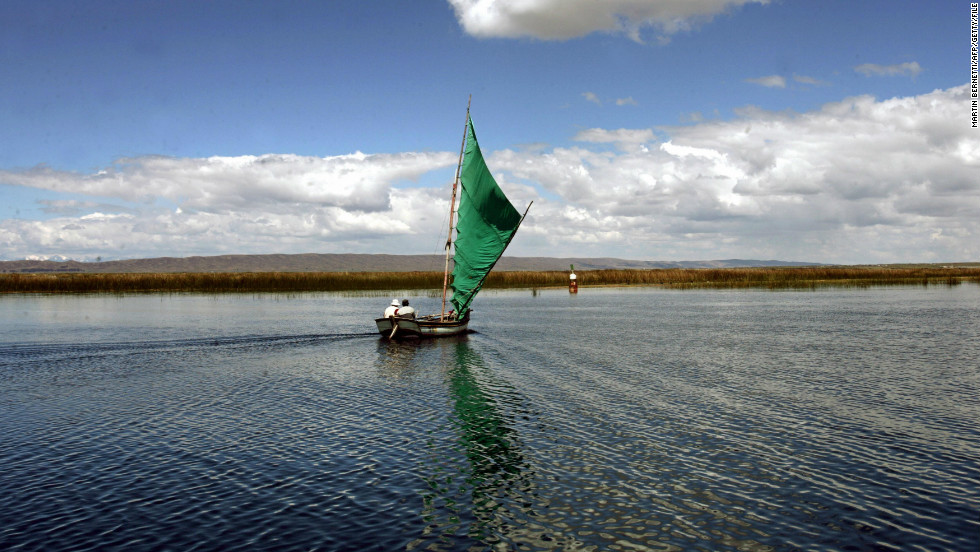 Those who wish to test the waters themselves can hire or charter a boat to visit Titicaca's many islands and historic landmarks, such as ancient Inca ruins on the Isla Del Sol.