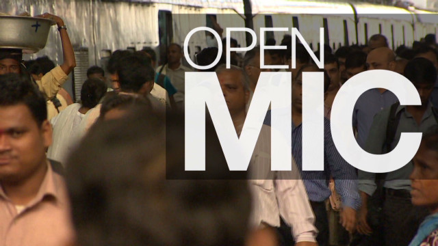 CNN Open Mic: Rape and gender bias