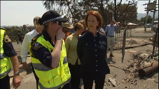Australia PM: We stand by Tasmania