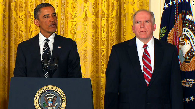 John Brennan, President Barack Obama's choice for CIA director, has been deeply involved in the U.S. drone program.