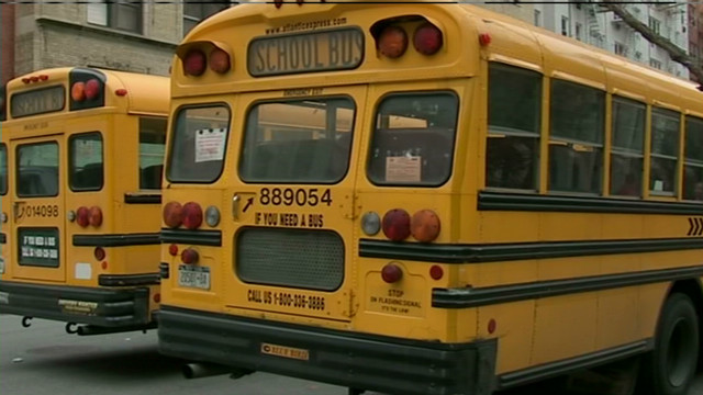 School bus driver strike threatens NYC