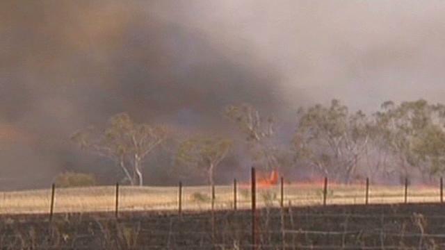 'Catastrophic' fire risk in Australia