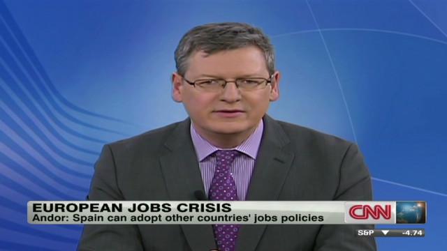 EU jobs crisis worsens